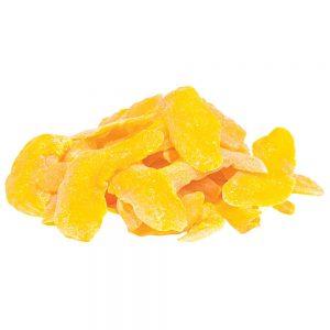 Tranches de mangues